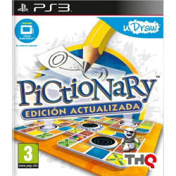 PS3 PICTIONARY, EDICION...