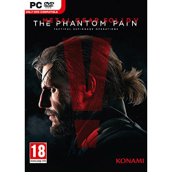 PC METAL GEAR SOLID V: THE...