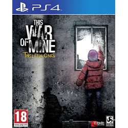 PS4 THIS WAR OF MINE - THIS...