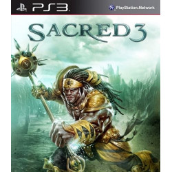 PS3 SACRED 3 FIRST EDITION