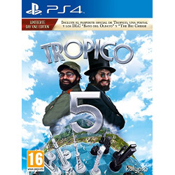 PS4 TROPICO 5 DAY ONE...