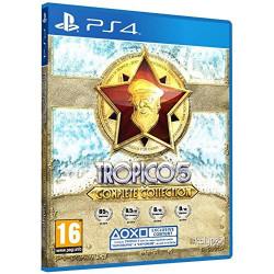 PS4 TROPICO 5 COMPLETE...