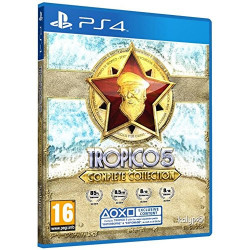 PS4 TROPICO 5 COMPLETE EDITION