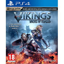 PS4 VIKINGS: WOLVES OF...