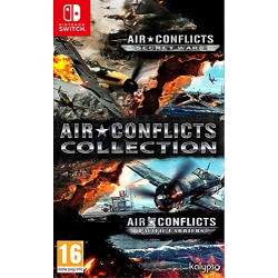 SW AIR CONFLICTS COLLECTION...