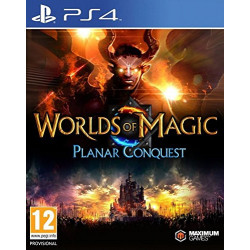 PS4 WORLDS OF MAGIC: PLANAR...