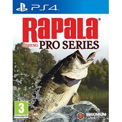 PS4 RAPALA FISHING PRO SERIES
