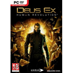 PC DEUS EX: HUMAN REVOLUTION