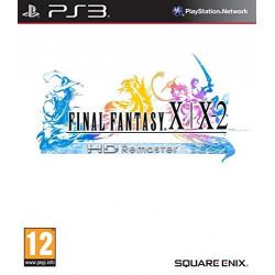 PS3 FINAL FANTASY X/X-2 HD...