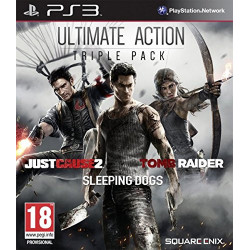 PS3 ULTIMATE ACTION TRIPLE...
