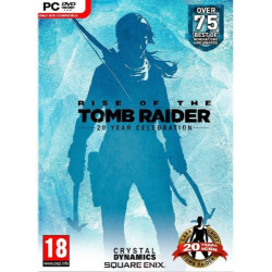 PC RISE OF THE TOMB RAIDER...
