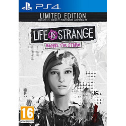 PS4 LIFE IS STRANGE: BEFORE...