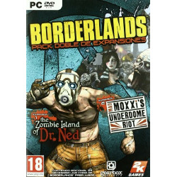 PC BORDERLANDS...