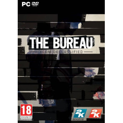PC THE BUREAU XCOM...
