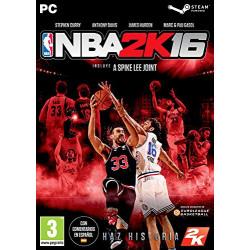 PC NBA 2K16