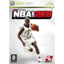 X3 NBA 2K8 - NBA 2K8