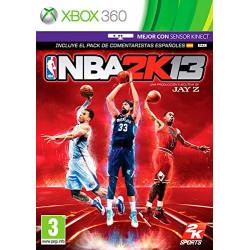 X3 NBA 2K13