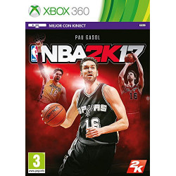 X3 NBA 2K17 - NBA 2K17