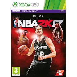 X3 NBA 2K17