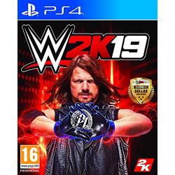 PS4 WWE 2K19 - WWE 2K19