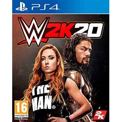 PS4 WWE 2K20 - WWE 2K20