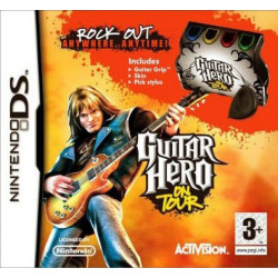 NDS GUITAR HERO, ON TOUR