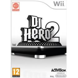 WII DJ HERO 2 - DJ HERO 2