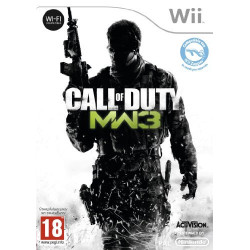 WII CALL OF DUTY: M.W.3