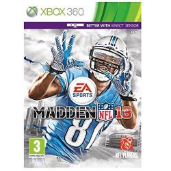 X3 MADDEN NFL 13