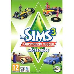 PC LOS SIMS 3, ¡QUEMANDO...