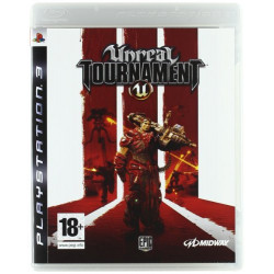 PS3 UNREAL TOURNAMENT III