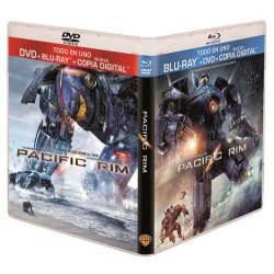 BR PACIFIC RIM + DVD + -...
