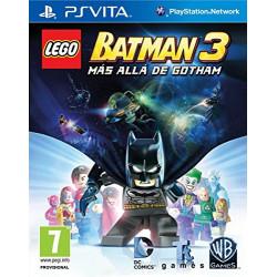 PSV LEGO BATMAN 3, MAS ALLA...