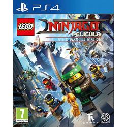PS4 LEGO NINJAGO LA PELICULA