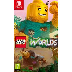 SW LEGO WORLDS - LEGO WORLDS