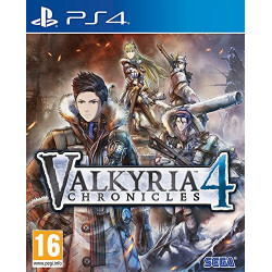 PS4 VALKYRIA CHRONICLES 4 -...