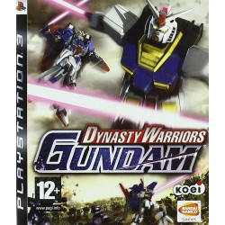 PS3 DYNASTY WARRIORS: GUNDAM