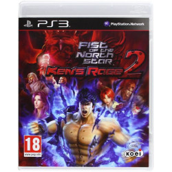 PS3 FIST OF THE NORT STAR:...
