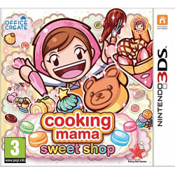 N3DS COOKING MAMA SWEET SHOP