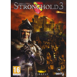 PC STRONGHOLD 3 - STRONGHOLD 3