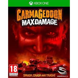 XONE CARMAGEDDON MAX DAMAGE