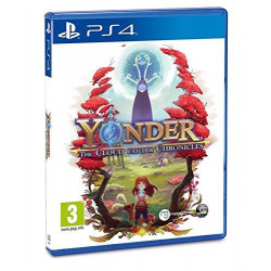 PS4 YONDER: THE CLOUD...