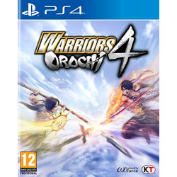 PS4 WARRIORS OROCHI 4 -...