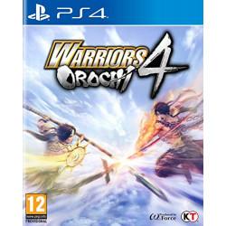 PS4 WARRIORS OROCHI 4