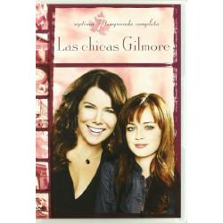 DVD LAS CHICAS GILMORE 7ª...