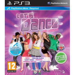 PS3 LET'S DANCE WITH MEL B