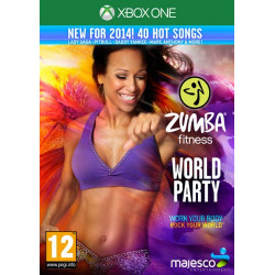 XONE ZUMBA WORLD PARTY