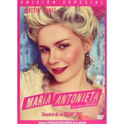 DVD MARIA ANTONIETA - MARIA...