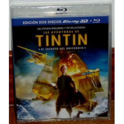 BR TINTIN: EL SECRETO DEL...