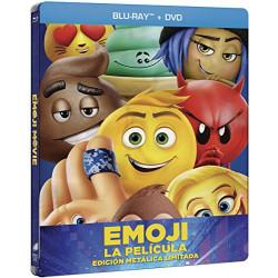 BR EMOJI LA PELICULA + DVD...